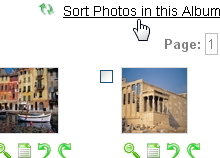 Sort Photos