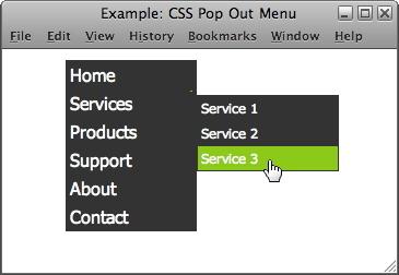 popout menu 2
