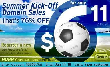 Summer Kick